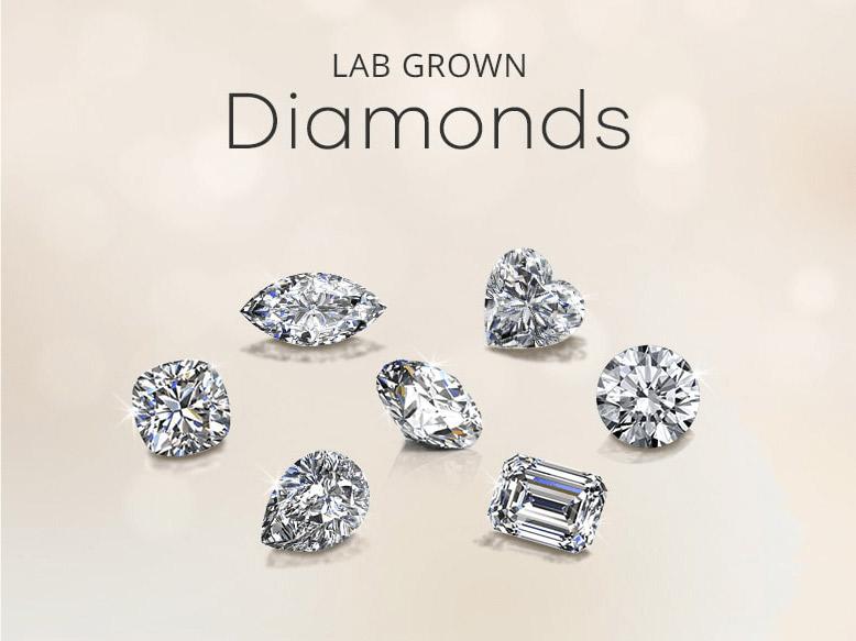 laboratory grown diamond