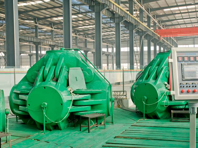 hhpt cubic press for sale